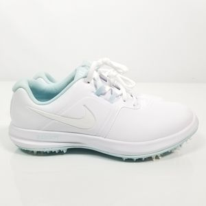 Air Zoom Victory Women's Golf Shoes Blue and White